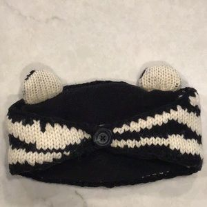 Accessories - Kids knit headband ear warmer. New without tags